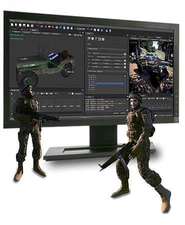 S2ENGINE HD Model Editor